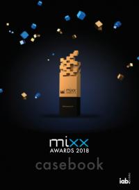 Casebook MIXX Awards 2018